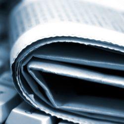 Como são escolhidas as principais notícias de um meio de comunicação?
